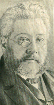 Charles Spurgeon and his moustache