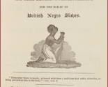 Slavery - Abolition, First Report of Female Society