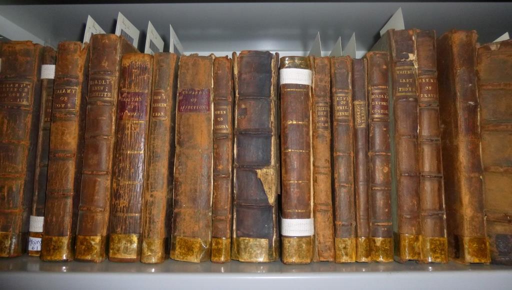 Abingdon Library in situ