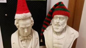 Advent - hats