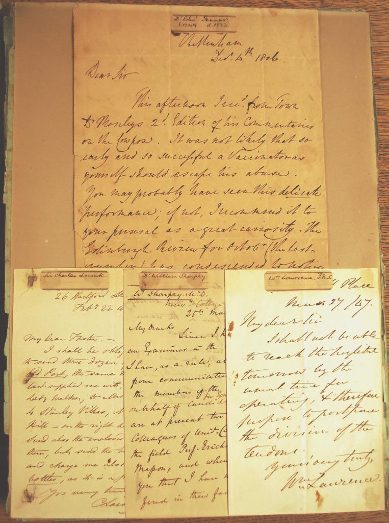 medical letters