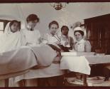 Ellen Farrer medicine missionary woman baptist BMS